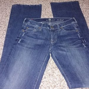 7 for all mankind size 23 boot